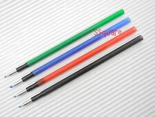 8 Refills Pilot FriXion Ball Multi Pen 0.5mm Erasable Roller ball pen, 4 Colors