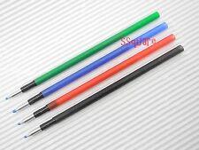 8 Refills Pilot FriXion Ball Multi Pen 0.5mm Erasable Roller ball pen, 4 Colors