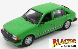 Edicola Models 1:43 Scale 1983 Opel Kadett D 5 Door Green (Vauxhall Astra Mk1)