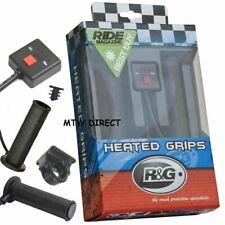 R&G RACING 22mm Hot Heated Handlebar Grips Yamaha YZF-R6 2008