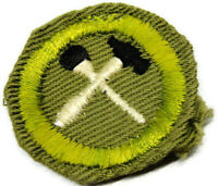 Vintage Boy Scout Home Repairs Patch