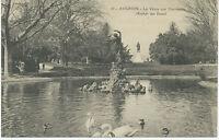 FRANKREICH 1920 AVIGNON La Vénus aux Hirondelles (Rocher des Doms) superb unused