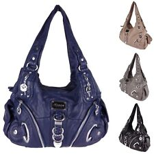 Roberta Women's Purse Shoulder Bag Hand Bag Handbag Carrying Strap KM1629