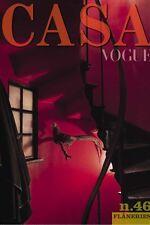 VOGUE CASA Magazine ITALIA ITALY no 46 OCTOBER 2016 FLANERIES NEW