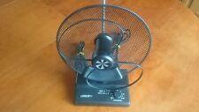 Antenne interieur UHF/VHF-FM avec amplificateur