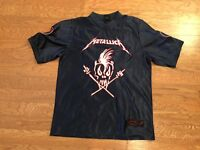 Metallica Hardwired Worldwired Tour Jersey New England Patriots 2017 Large