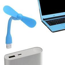 PORTÁTIL FLEXIBLE USB Mini Ventilador De Refrigeración para ordenador verano