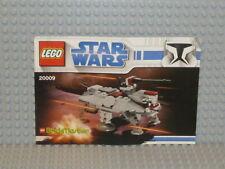 LEGO® Star Wars Bauanleitung 8015 AT-TE Walker ungelocht instruction B2619