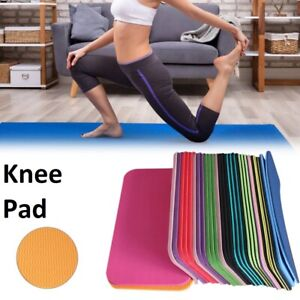 Yoga Knee Pad Mat for Plank Pilates Exercise Sports Gym Fitness Workout Pad Mat