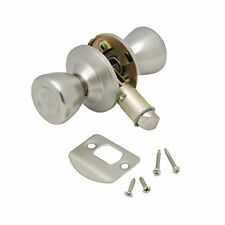 Ap Products 013-203-Ss Passage Door Knob Stainless Steel