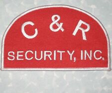 C & R Security, Inc. Patch - Alabama