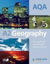 AQA A2 Geography: Textbook, Skinner, Malcolm, Redfern, David, Barker, Amanda, Ve