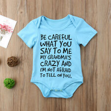 Newborn Baby Girl Boy Clothes Set Short Sleeve Romper Jumpsuit Outfits Clothes