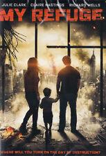 NEW Sealed Christian End Times DVD! My Refuge (Julie Clark, Richard Wells)