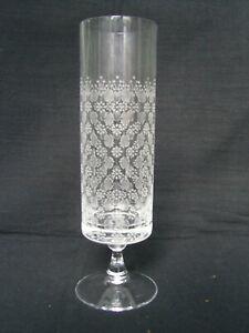 Rosenthal Glas – Romanze mit Relief - 1 Sekt Flöte, mehrere vorhanden, Björn Wii