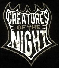 TNA Jeff Hardy Brother Nero Creatures Of The Night XL T-Shirt, WWE, OMEGA,Impact