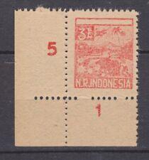 Indonesie Indonesia Japanese occupation Sumatra 29 MNH rand Japanse bezetting