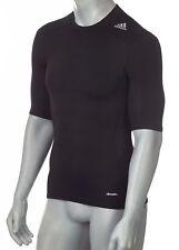 adidas Techfit TF BASE Shortsleeve schwarz AJ4966
