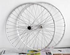 Campagnolo Record 8 speed Mavic open pro rims wheels