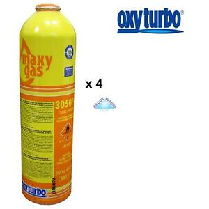 Oxyturbo Gas cylinders for Oxyturbo Turbo Set 90 lead welding kit x 4 FREE DELIV