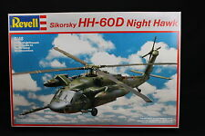 XQ017 REVELL 1/48 maquette helicoptere 4451 Sikorsky HH-60D Night Hawk 1987