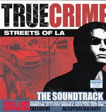 True Crimes:Streets of LA-2003- Original Game Soundtrack-20 Track-CD