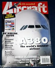 Aircraft Illustrated 2005 March Greece,A380,RAAF