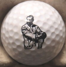 (1) GENE SARAZEN SIGNATURE LOGO GOLF BALL ( THE SQUIRE CIR 1997) #3