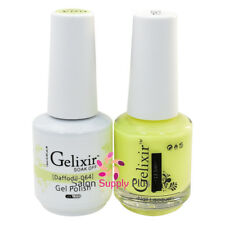 GELIXIR Soak Off Gel Polish Duo Set (Gel + Matching Lacquer) - 064