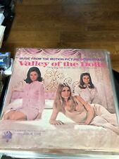 Mint- Valley Of The Dolls Original Soundtrack Fox Records Lp