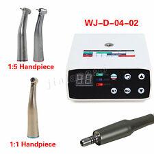 Dental Brushless Electric Micro Motor1115 Increasing Led Handpiece Fit Nsk