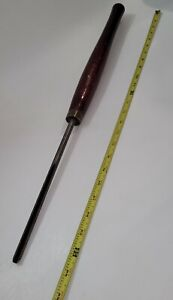 RECORD POWER HSS 1/4-Inches Bowl Gouge Lathe Chisel Wood Turning Tool ENGLAND