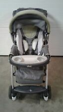 Chicco Cortina Extreme Keyfit30 Green & Grey Standard Single Seat Stroller Caddy