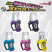 PREMIUM BANDAI LIMITED DX Kamen Rider EX-AID MEMORIAL FINISH Gashat Set F/S NEW