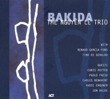 NGUYEN LE - BAKIDA  CD  10 TRACKS MODERN JAZZ  NEU