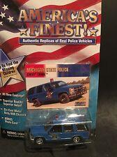 Michigan State Police 1:64 Chevrolet Tahoe RARE In Original Packaging
