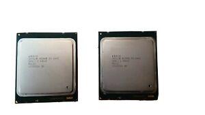 Lot of 2x Intel XEON E5-2665 SR0L1 2.4ghz CPU Processor