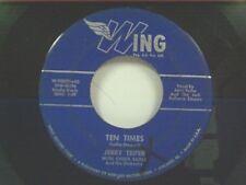 """JERRY TEIFER """"LADY LOVE / TEN TIMES"""" 45"""