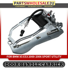 Door Handle Carrier for BMW E53 X5 2000 2001 2002 2003-06 Front Left Driver Side