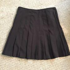 Norma Kamali Black Skirt Size 10