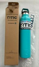 New In Box RTIC 26oz Water Bottle Caribbean Current Matte Hot Cold