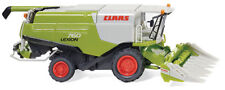Wiking 38911 1:87 Scale Claas Lexion 760 Combine with Conspeed Corn Header