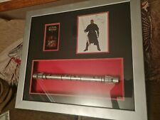 More details for star wars ray park darth maul the phantom menace signed 8 x 10 photo 2001 prop