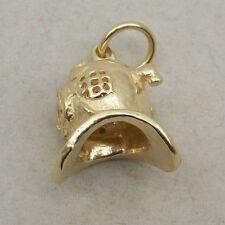 3D oro 9 CT Mar Profundo casco para buzos encanto