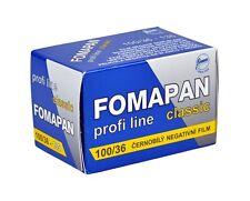 Foma Fomapan Classic100  135-36 / Pellicola negativo bianco e nero