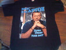 Eric Clapton New Thunder From Down Under 2007 Tour Shirt