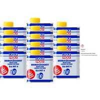 13x Liqui Moly Bremsflüssigkeit SL6 DOT 4 Bremsen Flüssigkeit Brake Fluid 500 ml
