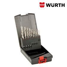 Punte Trapano Legno Alta Precisione 3-10mm Kit 10pz - WÜRTH