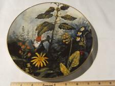 Rien Poortvliet Collector Plate Gnome Four Seasons Gnome De Bloom, Summer. Daisy