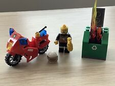 Lego City 60000 Fire Motorcycle with Firefighter Minifigure